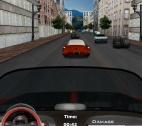 3D Klassik Avtomobil Yarışı