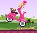 Barbie Şou Motorsikleti