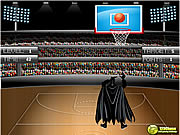 Batman ve Superman Basketbol