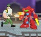 Düşmen Robotlar