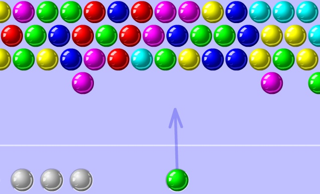 Renkli Baloncuklar